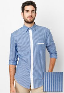 Vĩnh Tài Regular Fit Slit Pocket Shirt