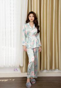 Vĩnh Tài Pyjama Satin